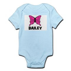 Butterfly - Bailey Infant Creeper