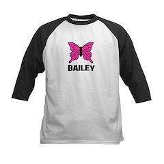 Butterfly - Bailey Kids Baseball Jersey