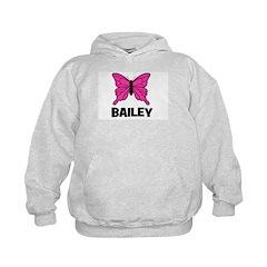 Butterfly - Bailey Kids Hoodie