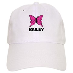 Butterfly - Bailey Baseball Cap