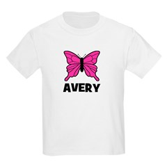 Butterfly - Avery Kids T-Shirt