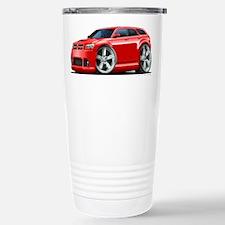Dodge Magnum Red Car Travel Mug