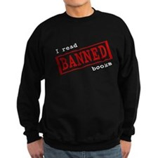 Banned Books Sweatshirt