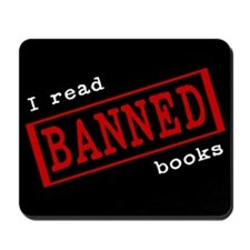 Banned Books Mousepad