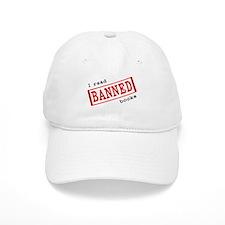 Banned Books Baseball Baseball Cap