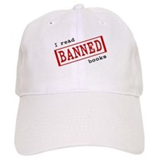 Banned Books Baseball Cap
