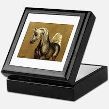 Cute Arabian horse Keepsake Box