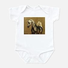 Cute Arabian horse Infant Bodysuit