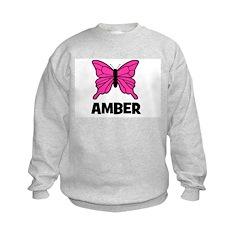 Butterfly - Amber Sweatshirt