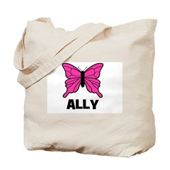 Butterfly - Ally Tote Bag