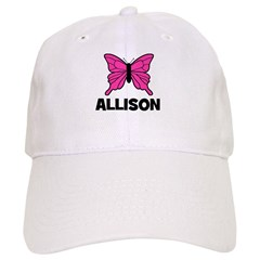 Butterly - Allison Baseball Cap