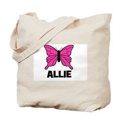 Butterfly - Allie Tote Bag