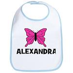 Butterfly - Alexandra Bib