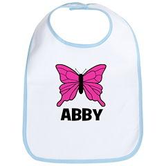 Butterfly - Abby Bib