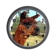 It's long-necks for me Wall Clock
