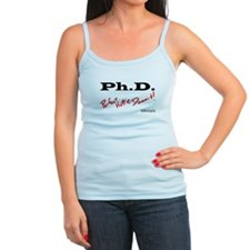 Ph.D. - Hottie Women's Tank