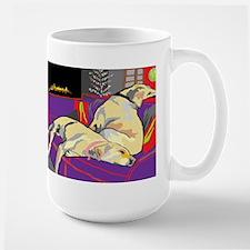 Holiday Greetings from the La Large Mug