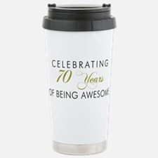 Cute Seventies Travel Mug