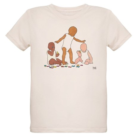 BABIES Organic Kids T-Shirt