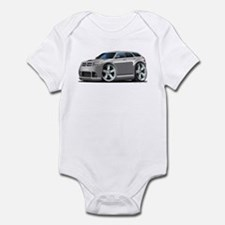 Dodge Magnum Silver Car Infant Bodysuit
