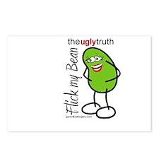 Flick My Bean Postcards (Package of 8)