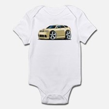 Dodge Magnum Tan Car Infant Bodysuit