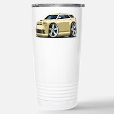 Dodge Magnum Tan Car Travel Mug