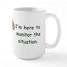 Savannah Monitor Mug