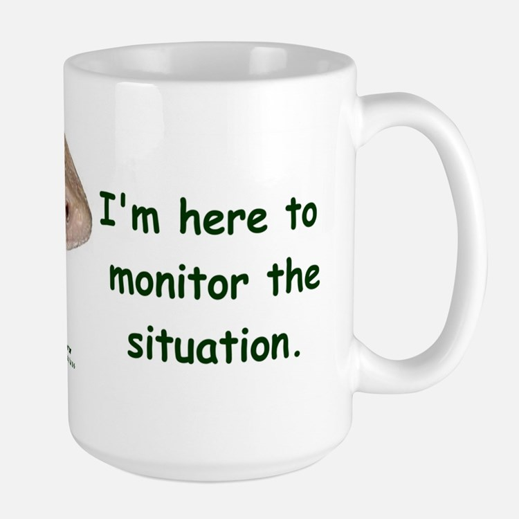 Savannah Monitor Mug