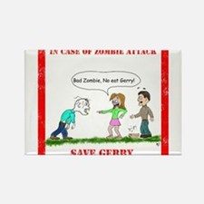 Save Gerry Rectangle Magnet