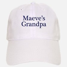 Maeve Grandpa Baseball Baseball Cap