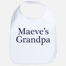 Maeve Grandpa Bib
