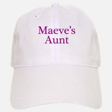 Maeve Aunt Baseball Baseball Cap