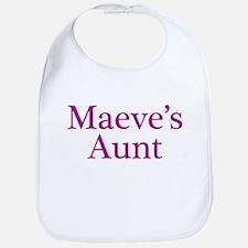 Maeve Aunt Bib
