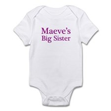 Maeve's Sister Infant Bodysuit