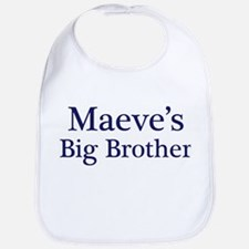 Maeve's Brother Bib