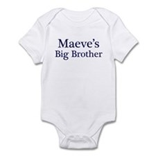 Maeve's Brother Infant Bodysuit