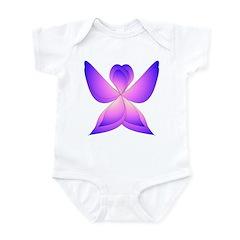 your guardian angel Infant Bodysuit