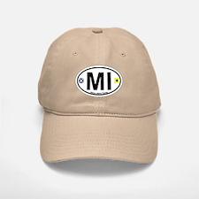 Marco Island FL Baseball Baseball Cap