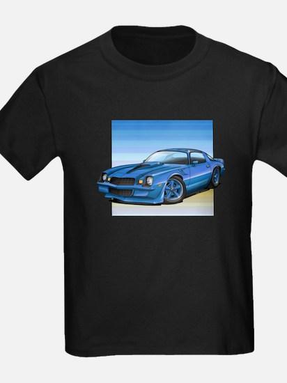 '78-81 Camaro Blue T