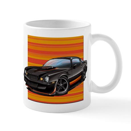 '78-81 Camaro Black Mug