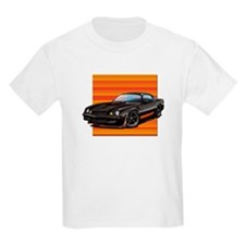'78-81 Camaro Black T-Shirt