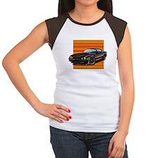'78-81 Camaro Black Women's Cap Sleeve T-Shirt