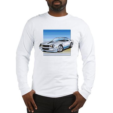 '78-81 Camaro White Long Sleeve T-Shirt