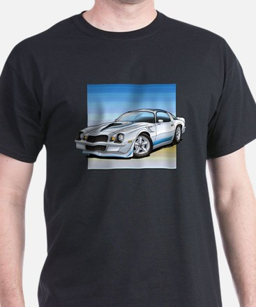 '78-81 Camaro White T-Shirt