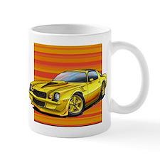 '78-81 Camaro Yellow Mug