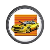 Chevrolet Wall Clocks