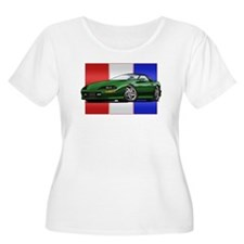 93-97 Camaro Green T-Shirt