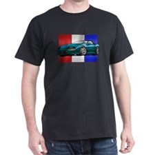 93-97 Camaro Blue T-Shirt