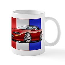93-97 Camaro Red Mug